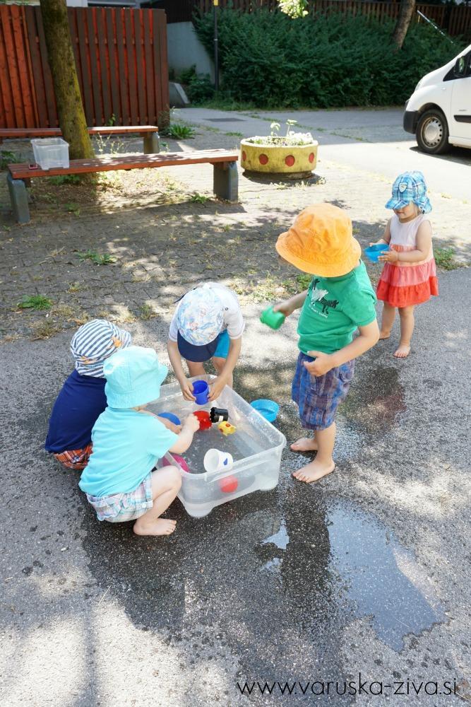 Enostavna poletna aktivnost za otroke