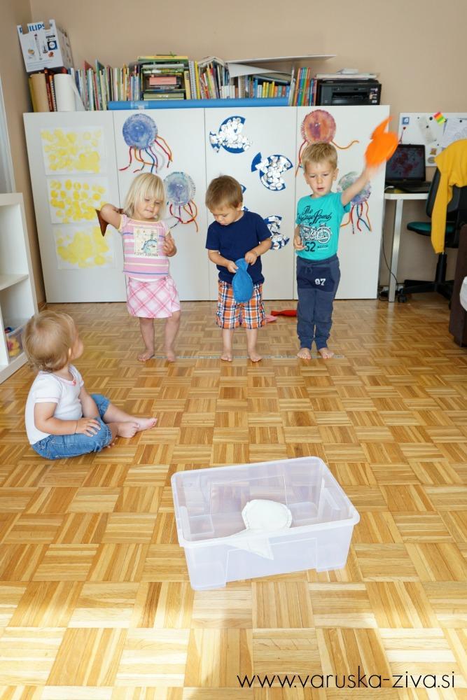 Fižolove ribice - Poletne dejavnosti za otroke