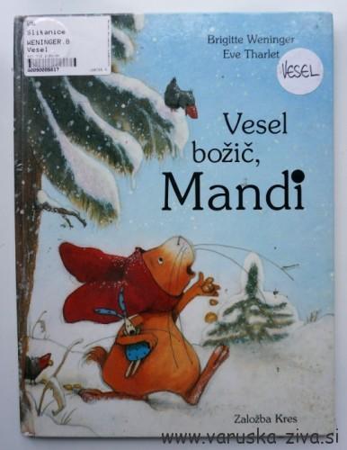 Vesel božič, Mandi