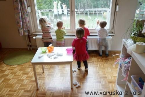 Zimska idila - zimske aktivnosti za otroke
