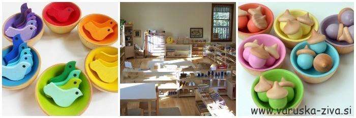 Montessori igralnica