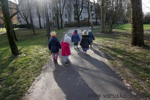 Na sprehodu :)