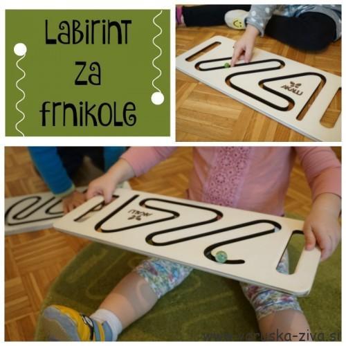 Labirint za frnikole - dobra igrača
