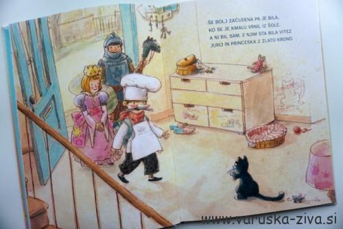 O Jakobu in muci Mici - Maškare, Založba Miš