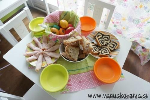 Velikonočni zajtrk