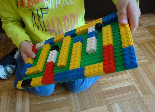Lego aktivnosti - labirint