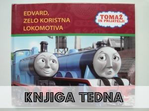 Edvard, zelo koristna lokomotiva