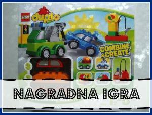 Lego nagradna igra