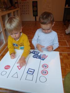Spoznavanje in razvrščanje prometnih znakov