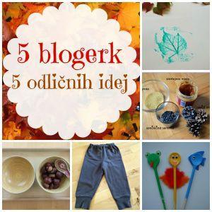 5 blogerk 5 odličnih idej