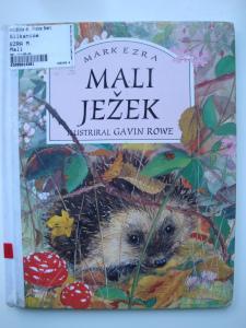 Mali ježek, Mark Ezra - UČILA