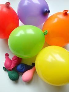 Senzorični baloni in napihnjeni polnjeni baloni
