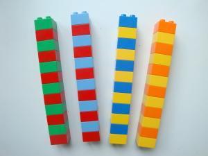 Lego dejavnosti - zaporedje
