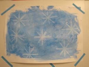 Zimske dejavnosti - Skrite slike