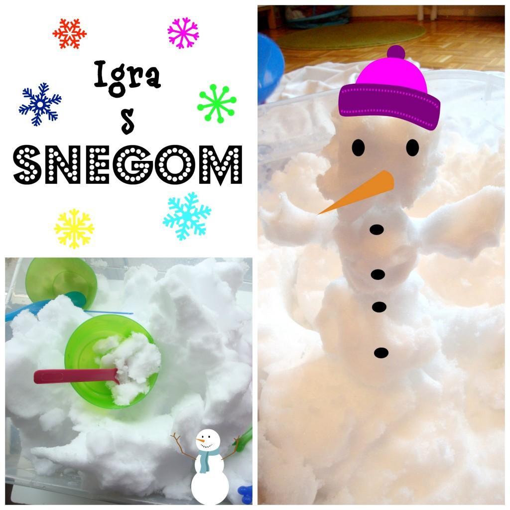 Igra s snegom