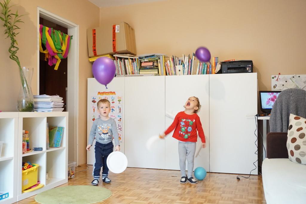 Igra z baloni