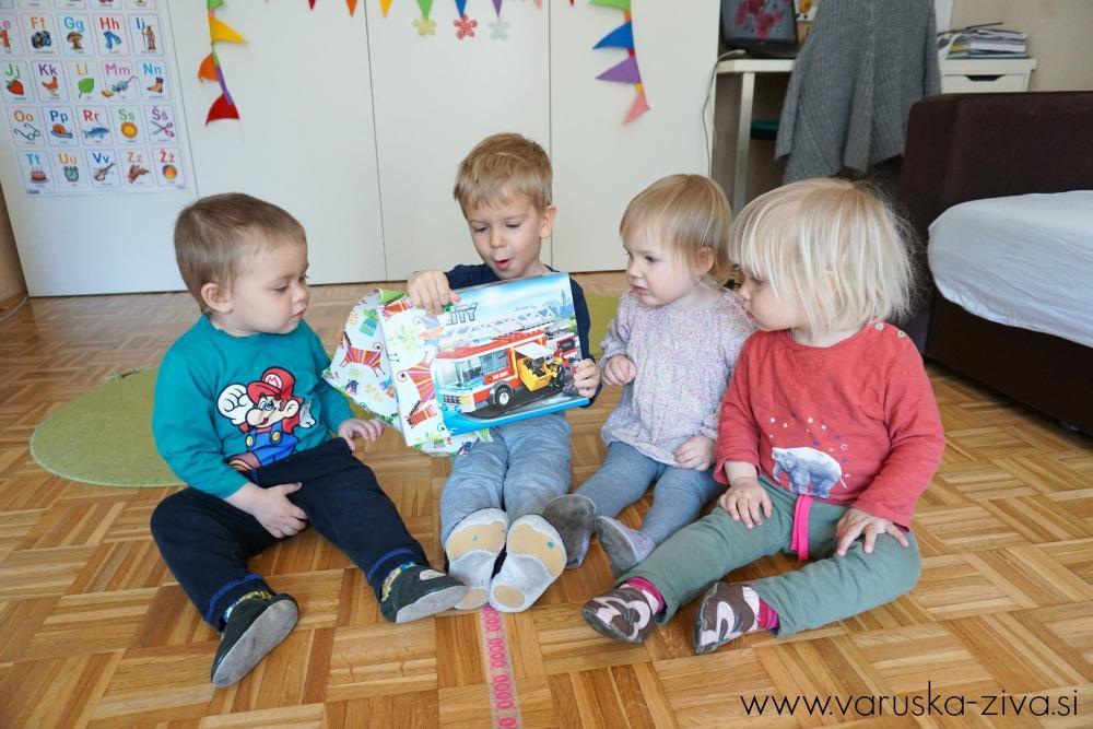 Odvijanje prejetega darilca :)