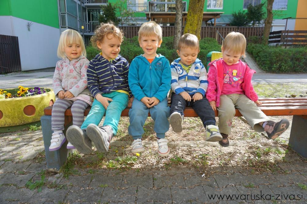 5 prijateljev :)