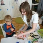 Povijanje roke - Medimedo projekt