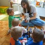 Učenje pravilnega umivanja zobkov - Medimedo projekt