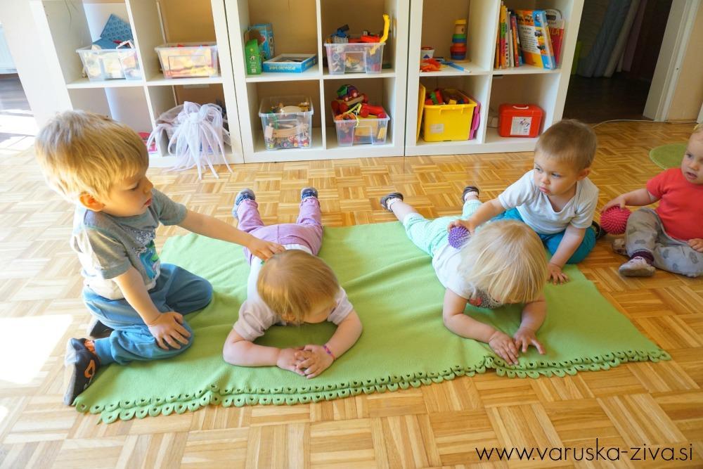 Masaža za otroke