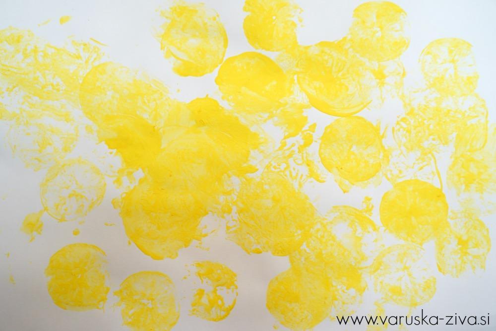 Tiskanje z limono