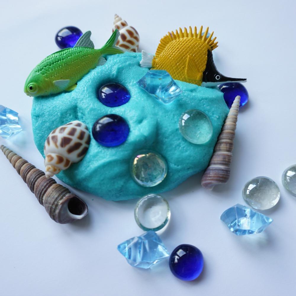 Morski plastelin - Poletne dejavnosti