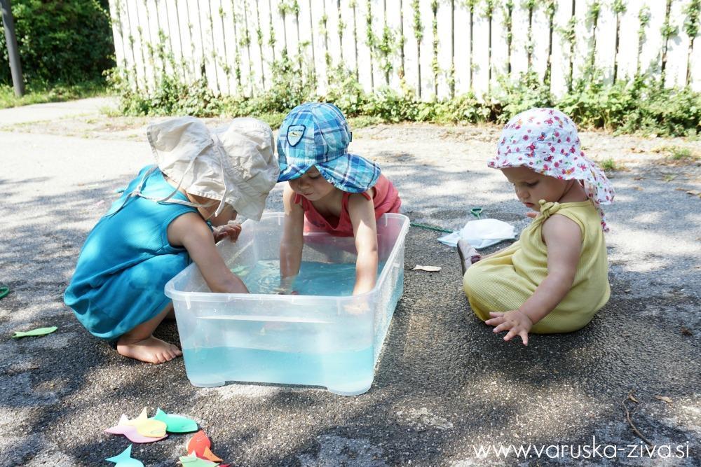 Aktivnost za vroče dni