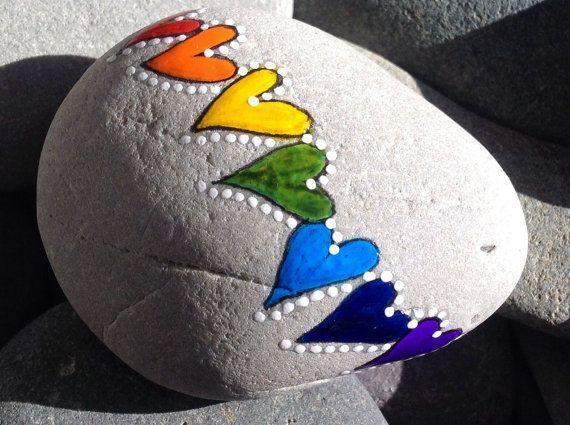 Slikanje na kamne z otroki
