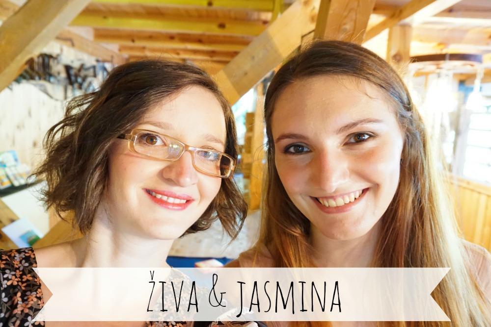 varuška Živa in varuška Jasmina