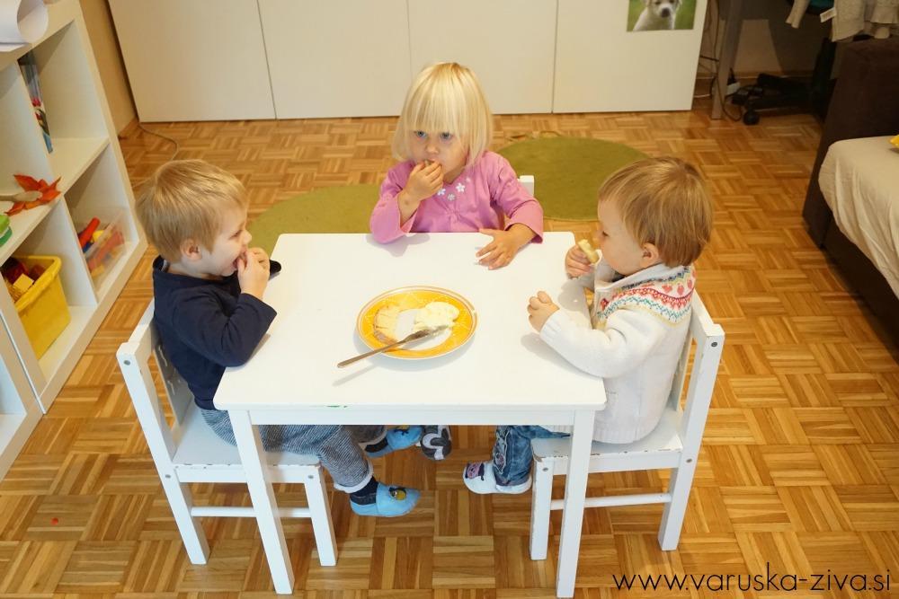 Izdelava domačega masla