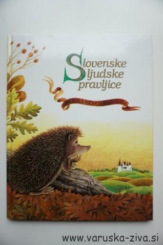 Slovenske ljudske pravljice - janček ježek