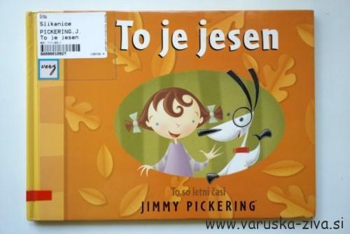 To je jesen, Jimmy Pickering