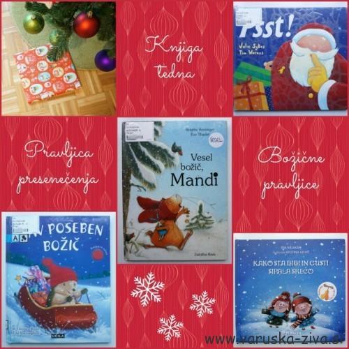 Pravljica presenečenja - Božične pravljice