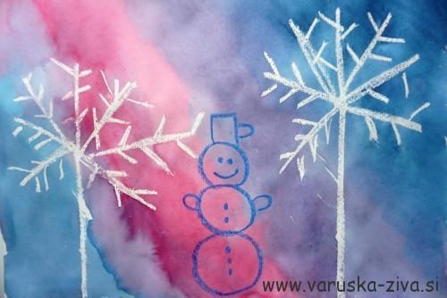 Zimska slika