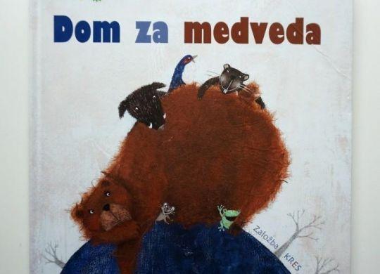 Knjiga tedna: Dom za medveda