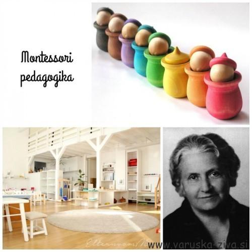 Maria Montessori - Montessori pedagogika