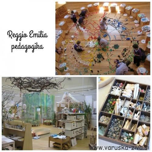 Reggio Emilia pedagogika