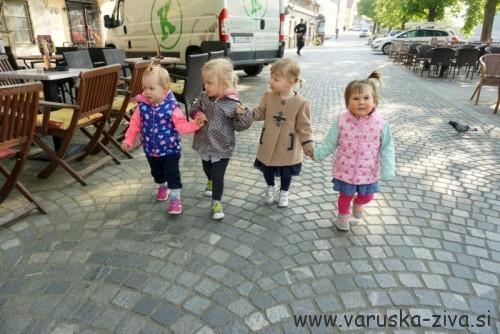 Sprehod skozi Ljubljano