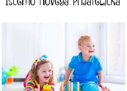 Varstvo otrok pri varuški Živi - Iščemo novega prijateljčka