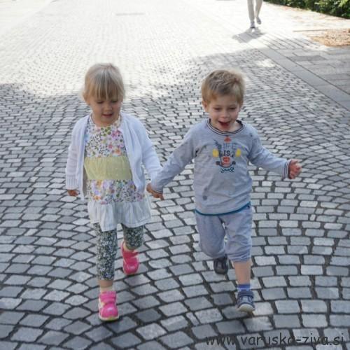 Sprehod skozi staro Ljubljano