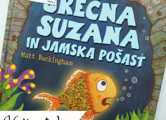 Srečna Suzana in jamska pošast - Učila