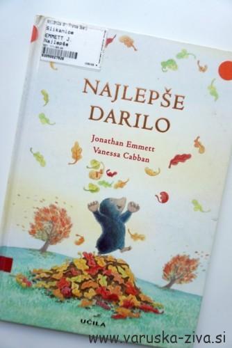 Knjiga tedna: Najlepše darilo, Založba Učila