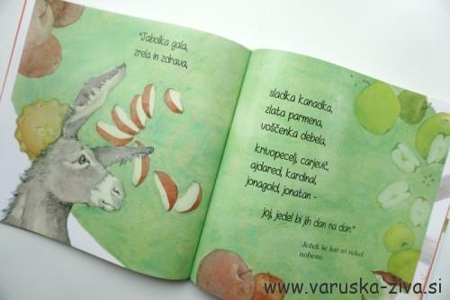 Kako je ježek našel prijatelja, Založba Zala, notranjost knjige