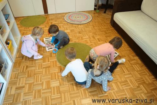 Igra z labirintom za fnikole