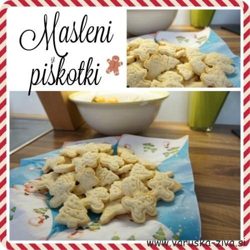 Malseni piškotki - peka z otroki