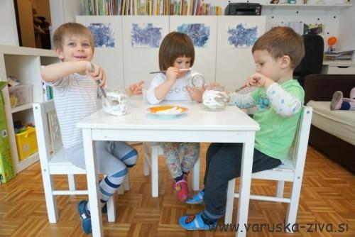 Zimske laterne - zimske aktivnosti za otroke