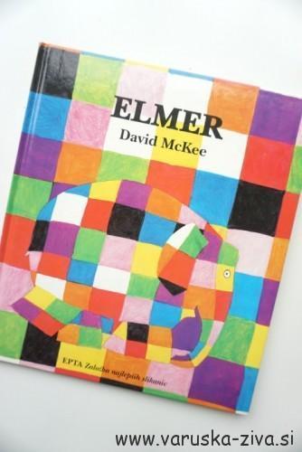 Knjiga tedna: Elmer, David McKee, EPTA