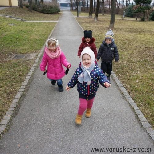 Na sprehodu