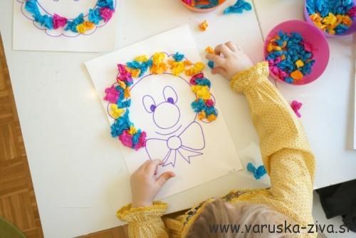 Pustne aktivnosti za otroke - pustni klovni